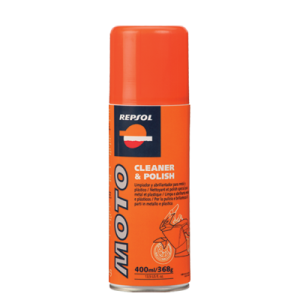 Repsol MOTO Cleaner & Polish