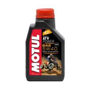 Motul ATV Power 4T 5W-40
