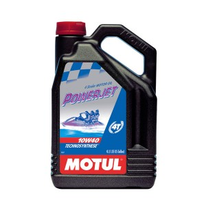 Motul Power Jet 4T 10W-40